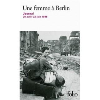 Une femme à Berlin (Folio)