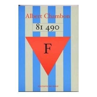 Albert Chambon 81490