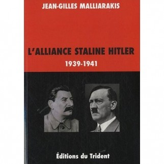 L'alliance Staline-Hitler