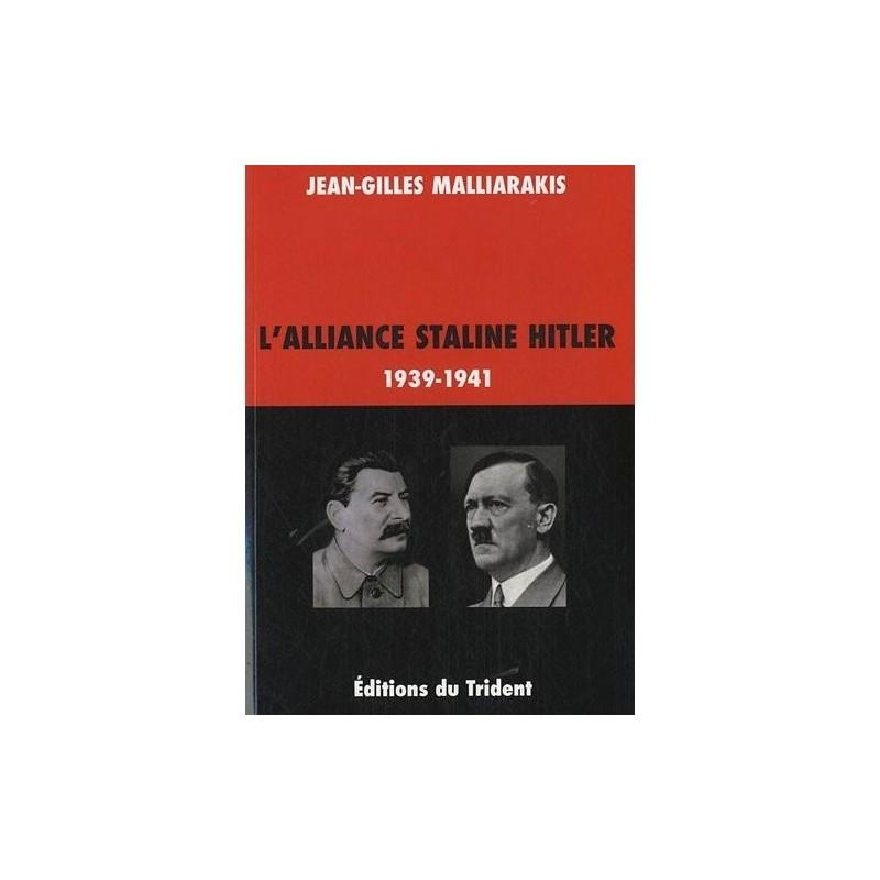 L'alliance Staline-Hitler