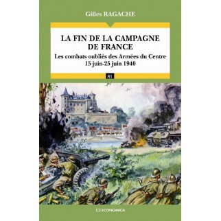Fin de la campagne de France - 14 juin-25 juin 1940