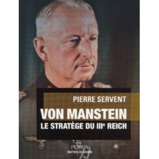 Van Manstein - Le stratège du IIIe Reich