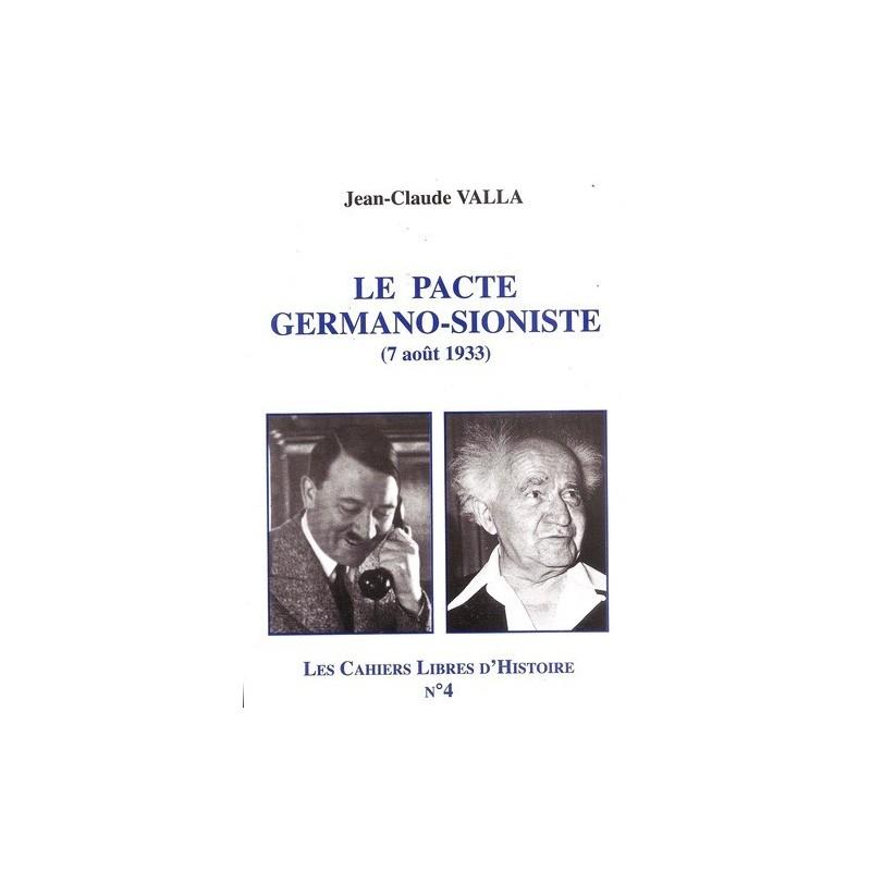 Le pacte germano-sioniste