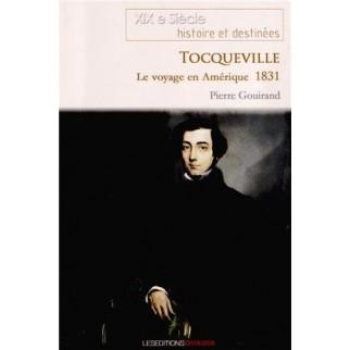 Tocqueville - Le voyage en Amérique 1831