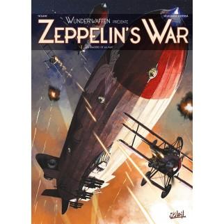 Zeppelin's war, Tome 1 : Les Raiders de la Nuits