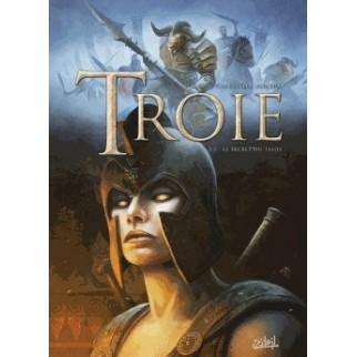 Troie, Tome 2 : Le secret du Talos