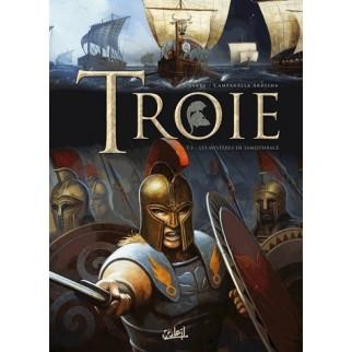 Troie, Tome 3 : Les mystères de Samothrace