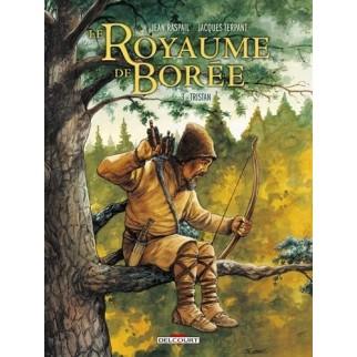 Le Royaume de Borée, Tome 3 : Tristan