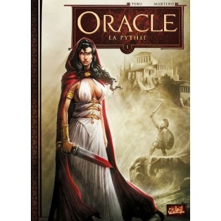 Oracle, Tome 1 : La Pythie