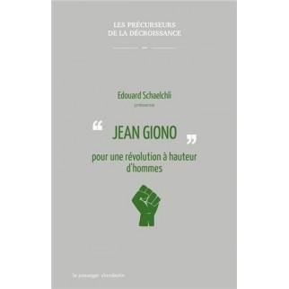 Jean Giono, pour une révolution à hauteur d'hommes