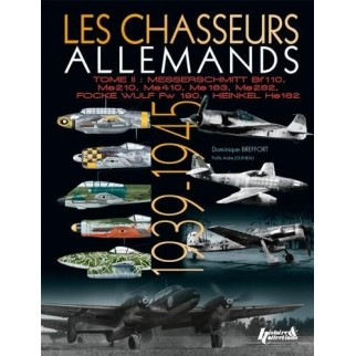 Les chasseurs allemands, tome 2
