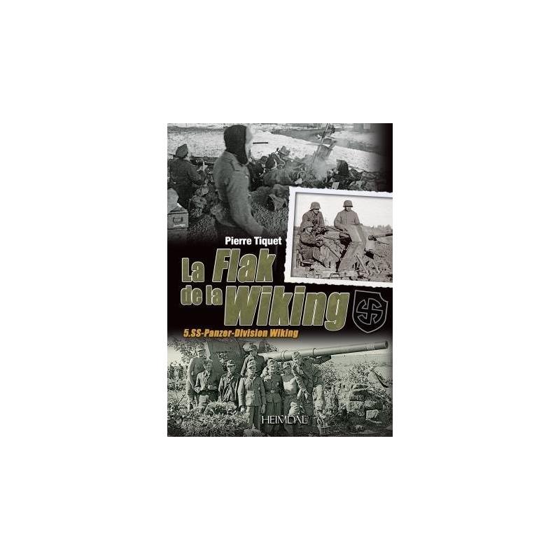 La Flak de la Wiking 5.SS-Panzer-Division Wiking