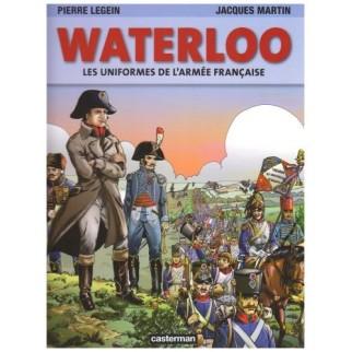 Waterloo - Les uniformes de l'armée française