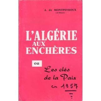 L'Algérie aux enchères