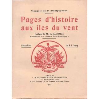 Pages d'histoire aux îles du vent