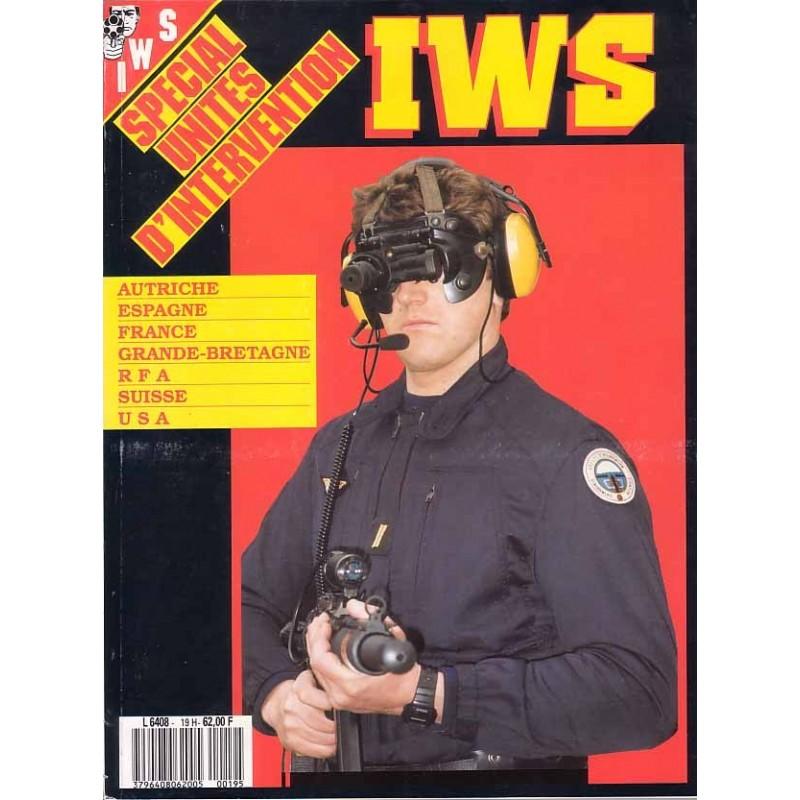 Revue IWS n° spécial unités d'intervention