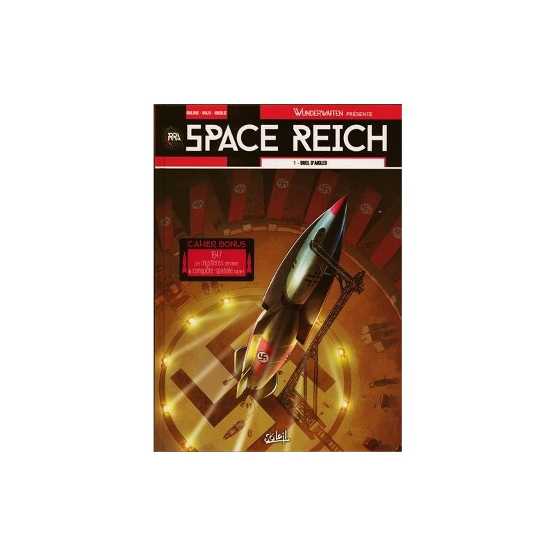 Space Reich Tome 1 : Duel d'aigles