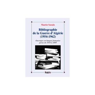 Bibliographie de la Guerre d'Algérie