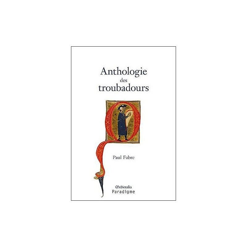 Anthologie des troubadours
