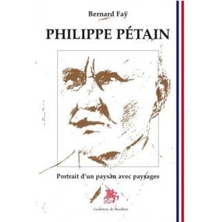 Philippe Pétain - Portrait d'un paysan avec paysages