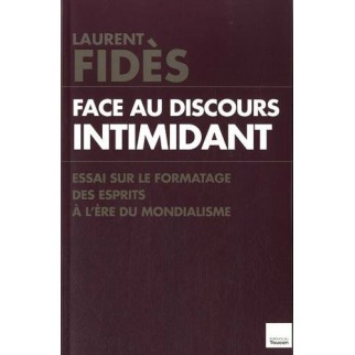 discours intimidant