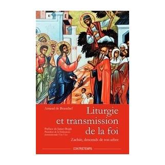Liturgie et transmission de la foi