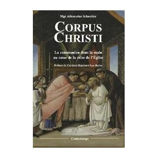 Corpus Christi, la communion dans la main au coeur de la crise de l'Eglise