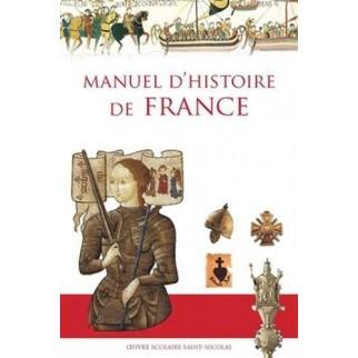 manuel histoire france