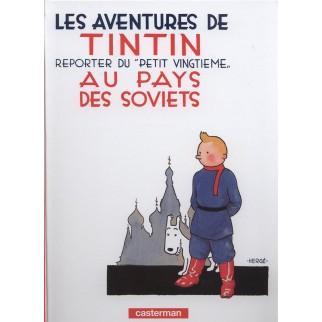 Les aventures de Tinin au pays des soviets