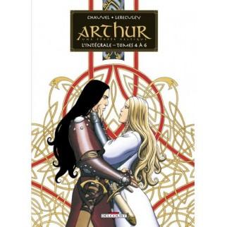 Arthur, une épopée celtique - Intégrale, Tomes 4 à 6