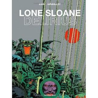 Lone Sloane - Delirius 1