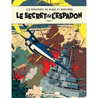 Blake & Mortimer - tome 3 - Le Secret de l'Espadon T3