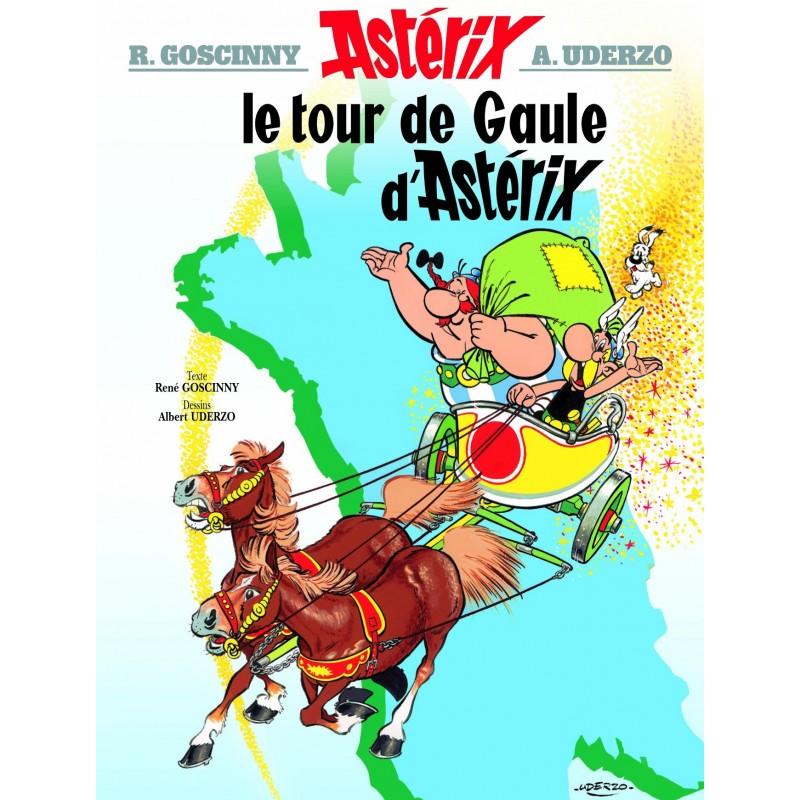 Astérix le tour de Gaule - n°5