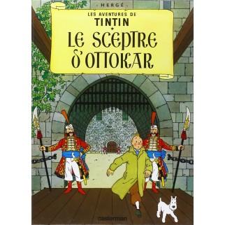 Tintin, tome 8, Le sceptre d'Ottokar