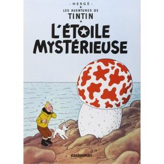 Tintin, tome 10, L'Etoile mystérieuse