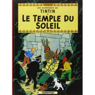 Tintin, tome 14, le Temple du Soleil