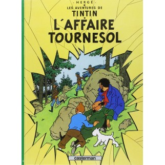 Tintin, tome 18, L'Affaire Tournesol
