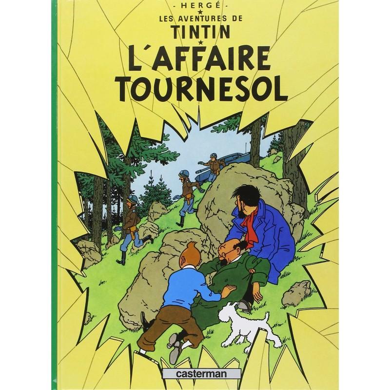 Tintin, tome 18, L'Affaire Tournesol