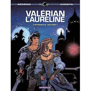 Valerian - Intégrale, volume 1
