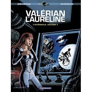 Valérian - Intégrale, volume 3