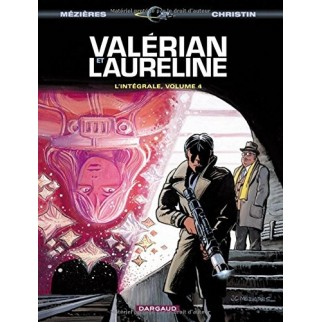 Valérian - Intégrale, volume 4