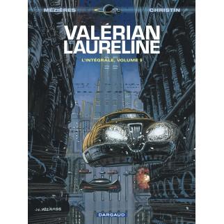Valérian - Intégrale, volume 5