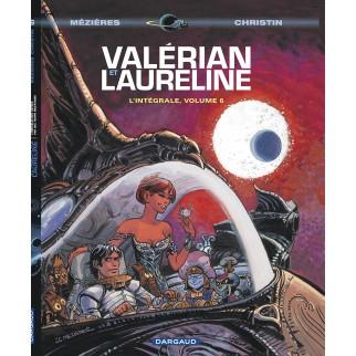Valérian - Intégrale, volume 6
