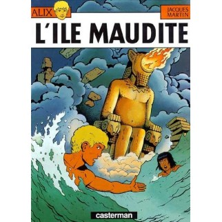 Alix, tome 3 : L'Île maudite