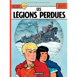 Alix, tome 6 : Les Légions perdues