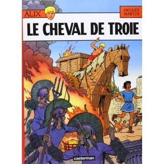 Alix, tome 19 : Le Cheval de Troie