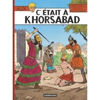 Alix, Tome 25 : C'était à Khorsabad