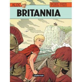 Alix, tome 33 : Britannia