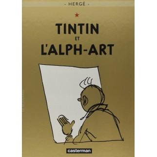 Tintin et l'Alph-art