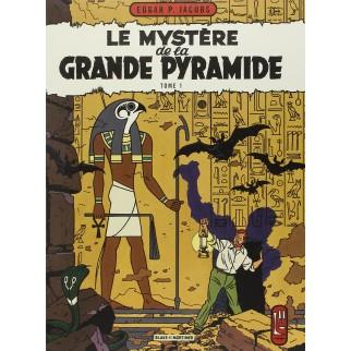 Blake et Mortimer - Le Mystère de la grande pyramide (Tome 1)